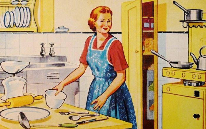 Vodič iz 1955: Dobra supruga uvek zna gde joj je mesto