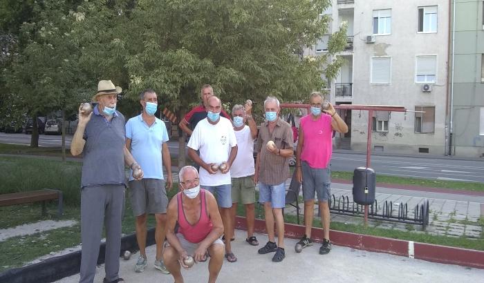 Boćarske priče sa novosadskog Keja: Penzionerski dani obojeni radošću igre i druženja
