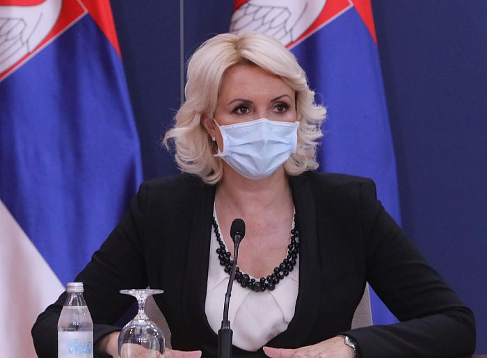 Kisić Tepavčević: Svaka vakcina koja uđe u Srbiju proći će neophodne procedure