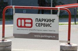 Počela naplata parkiranja u pojedinim ulicama na Grbavici