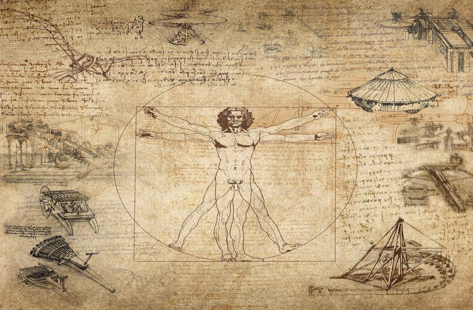 Da Vinčijev crtež obara aukcijski rekord od 16,8 miliona dolara