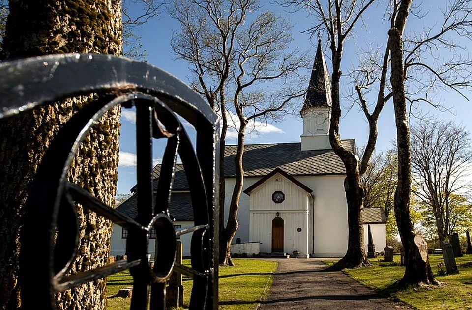 U crkvi u Norveškoj prva transrodna osoba promenila ime