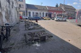 FOTO: Uklonjeni kiosci GSP-a u Šafarikovoj