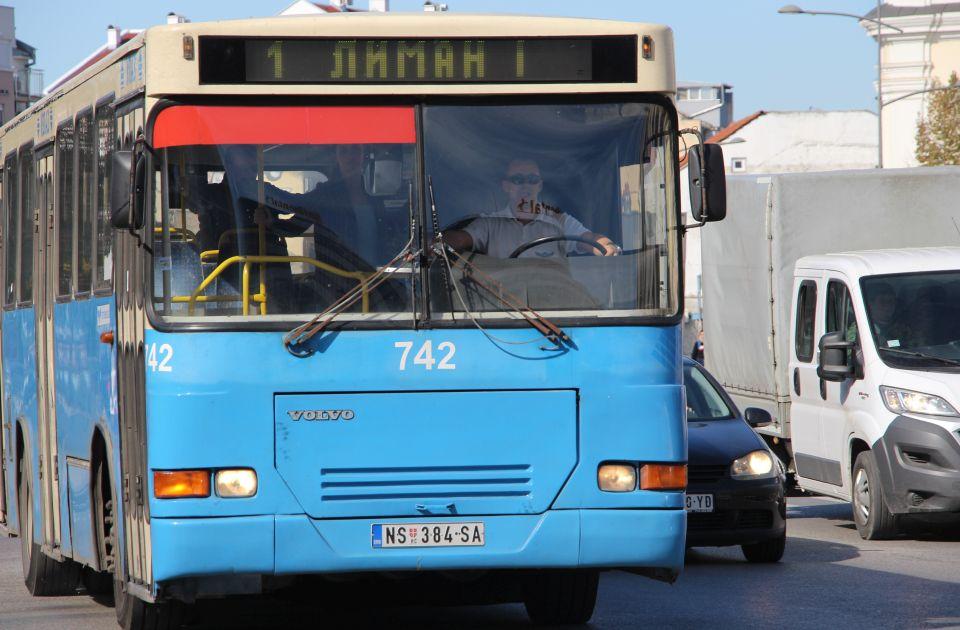 Izmena trasa pojedinih linija zbog radova u Stražilovskoj