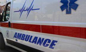 Motociklista teže povređen kod Najlon pijace