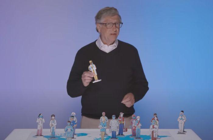 VIDEO: Bil Gejts predstavio svoju ideju o