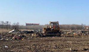 Bačko Dobro Polje: Nikla divlja deponija, u toku sanacija po prijavama građana
