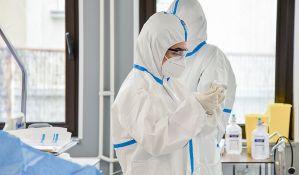 Novi kovid podaci za Srbiju: Preminulo 16 osoba, još 3.339 slučajeva zaraze