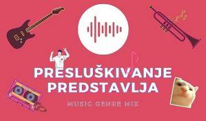 Presluškivanje: Muzički vikend miks