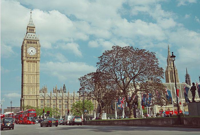 Pandemija pretvorila London u