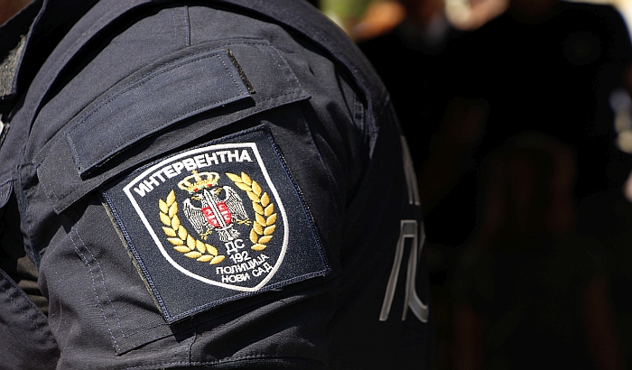 VIDEO: Dve žene pucale iz gasnih pištolja na Podbari