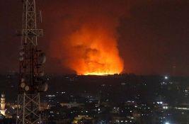 Hamas raketama gađao Jerusalim, u odgovoru Izraela poginulo 20 Palestinaca