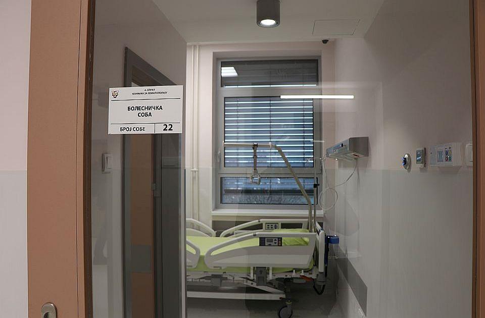 Stagnira broj kovid pacijenata u Novom Sadu