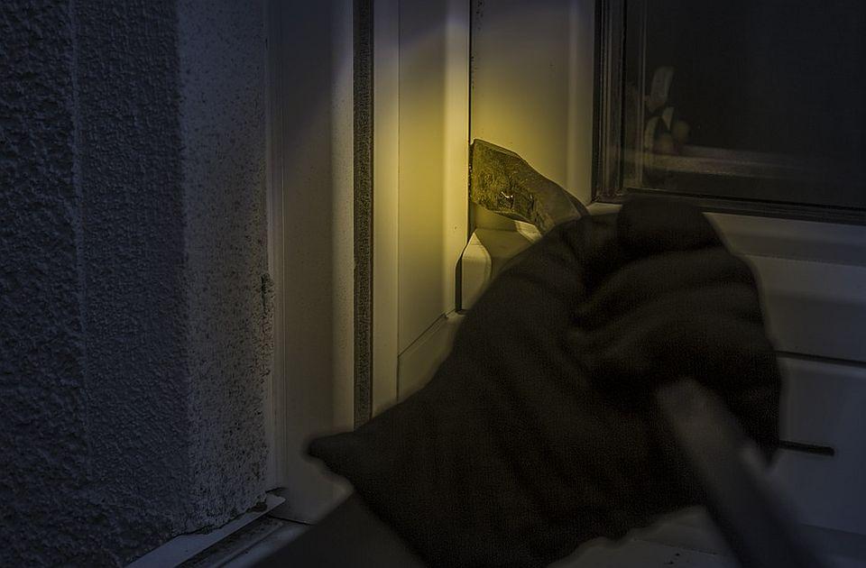 Provalili u kuću na Rotkvariji, ali nisu uspeli ništa da ukradu