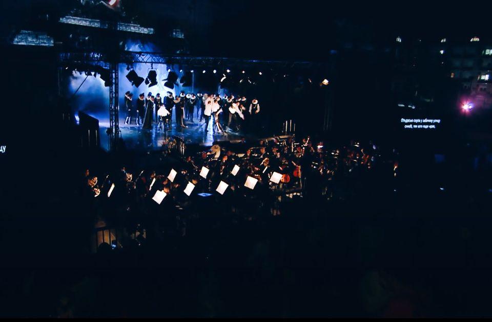 Doček u Novom Sadu: Opera