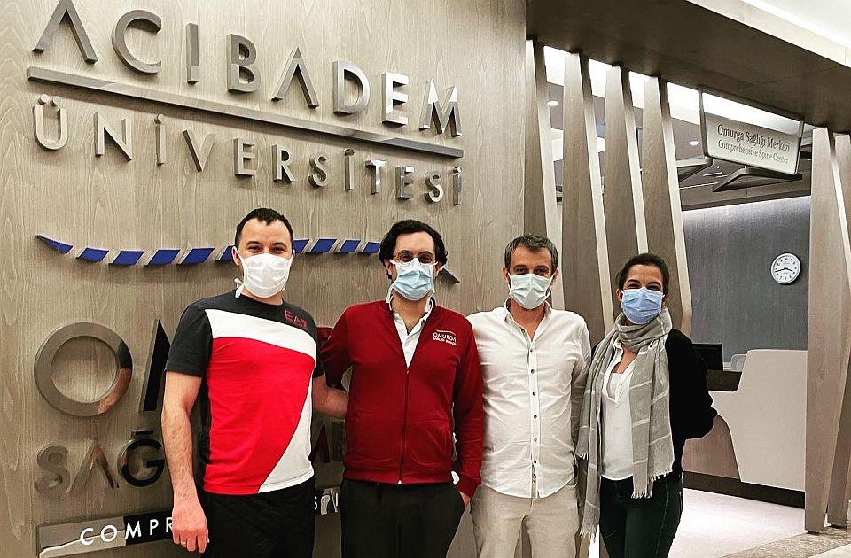 Novi Sad postaje internacionalni centar za neoperativni tretman skolioze