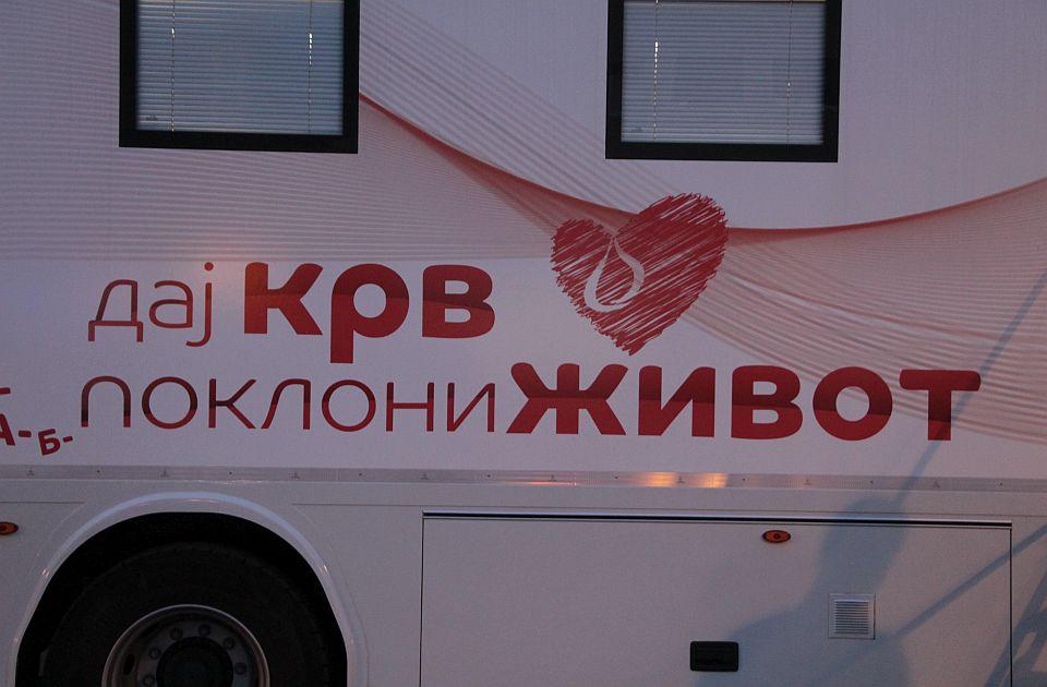 I ove nedelje širom Vojvodine možete donirati krv, ovo je spisak lokacija