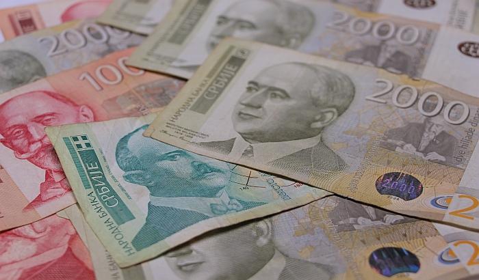 Minimalac u Srbiji ima 15 odsto radnika, u Hrvatskoj dva odsto