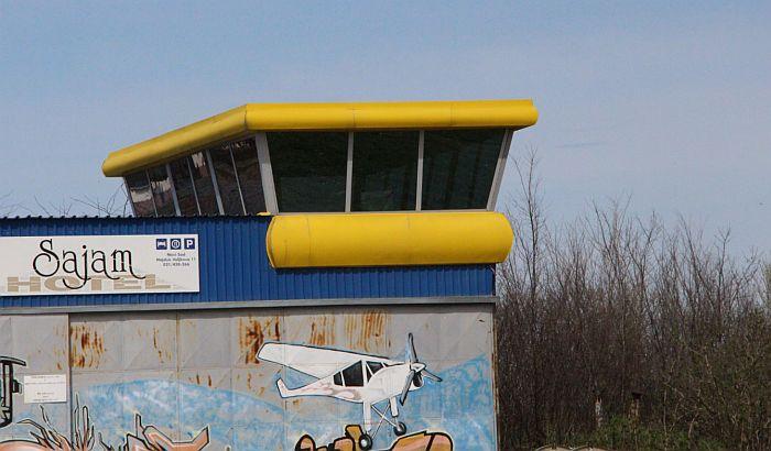 FOTO: Avion iz Nemačke sleteo na Čenej, obavljen prvi direktni međunarodni let