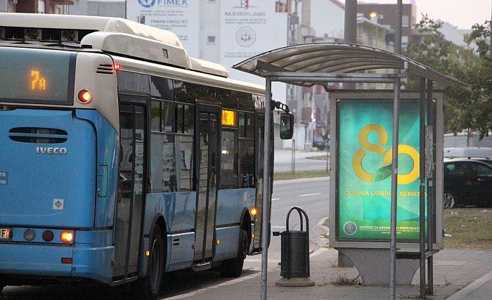 Zbog radova za novi Lidl, menja se režim saobraćaja i trase autobusa GSP-a na Bulevaru Jaše Tomića