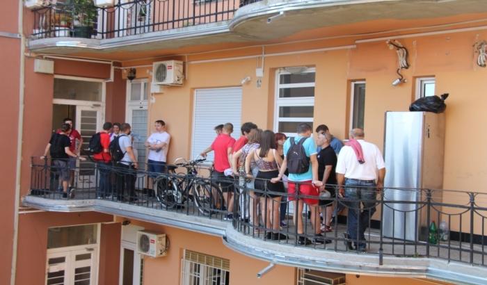 Tribina o borbi građana protiv prinudnih iseljenja i izvršitelja u subotu u domu porodice Ninić