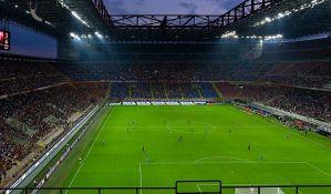 Inter i Milan grade novi stadion, ruše