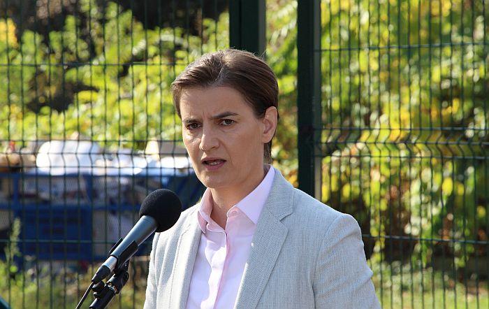 Brnabić: Uvodimo restriktivne mere u više gradova, najviše zaraženih u Beogradu