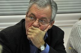 Zastupnik Pokreta slobodnih građana Rade Veljanovski do vanredne Skupštine