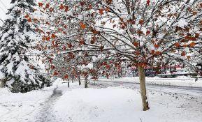 Zima počinje u petak