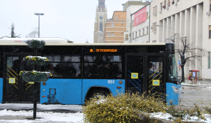 Koliko puta autobusi novosadskog GSP-a nisu poštovali red vožnje?