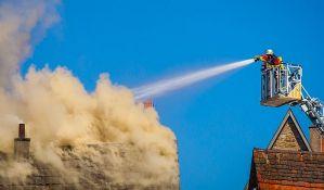 Više eksplozija u najvećoj britanskoj čeličani, dvoje povređeno