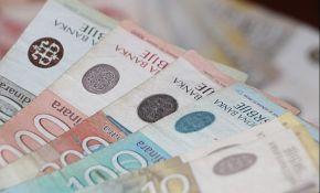 Evro u ponedeljak 117,92 dinara