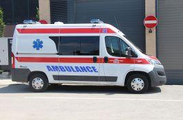 Dvojica povređena u udesu u Novosadskog sajma