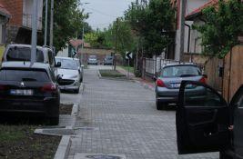 FOTO: Slanobarci nezadovoljni renoviranjem ulice od 130.000 evra - možeš da uđeš, ne i da izađeš