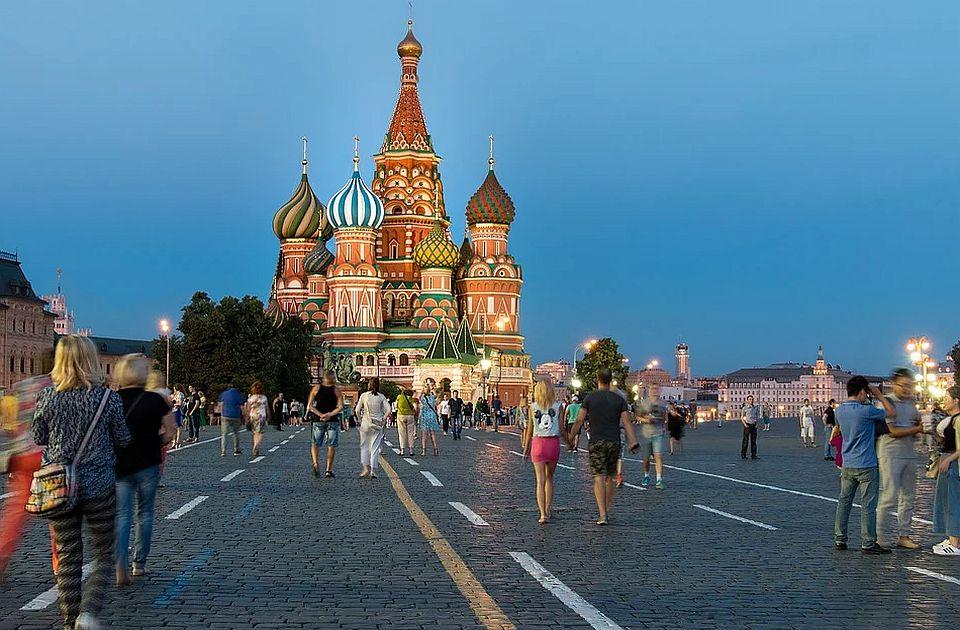 Moskva uvodi obaveznu vakcinaciju radnika u uslužnim delatnostima