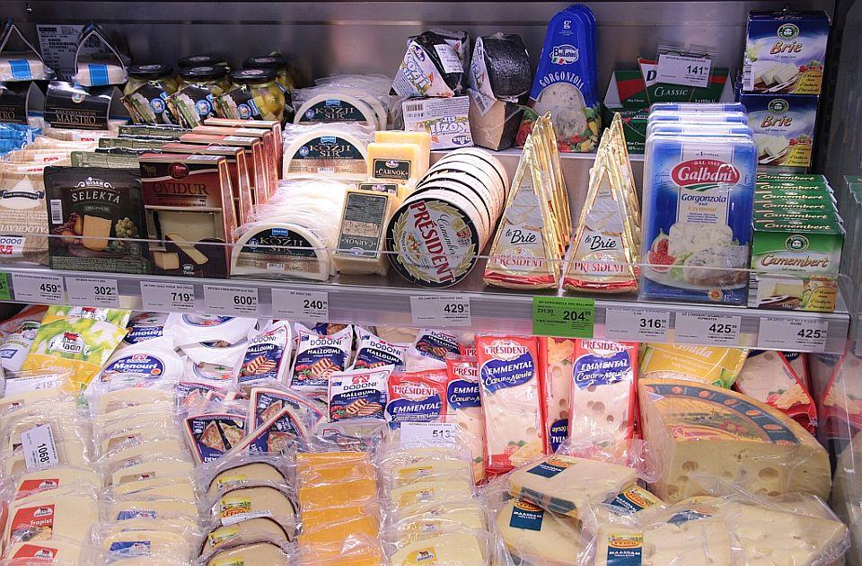 Istraživanje: Najviše novca trošimo na hranu, najviše štedimo na putovanjima