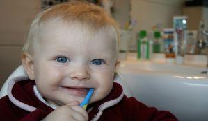 Gelovi za nicanje zuba mogu da sadrže štetne supstance