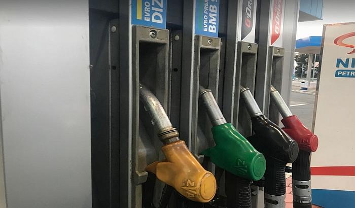 Uniformno obeležavanje goriva od danas na pumpama u Srbiji