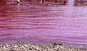 FOTO, VIDEO: Roze jezero usred bačke ravnice