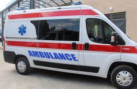 Sudar pet vozila kod Obrenovca, jedna osoba poginula