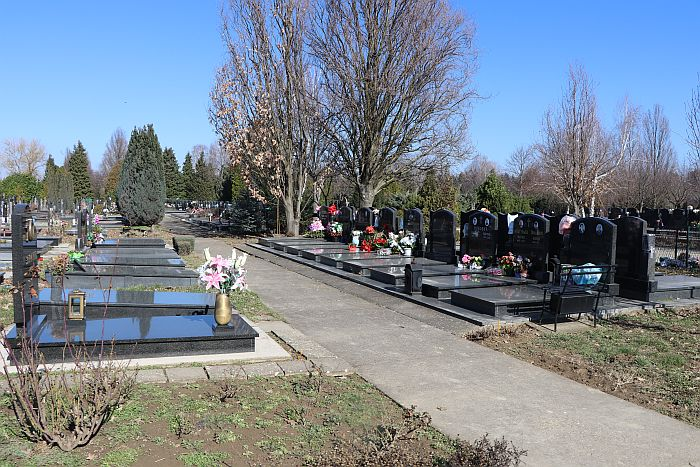 Raspored sahrana za sredu, 3. mart