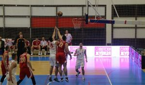 Košarkaši Vojvodine nemoćni protiv Dinamika