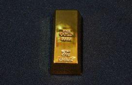 Cena zlata na sedmogodišnjem rekordu