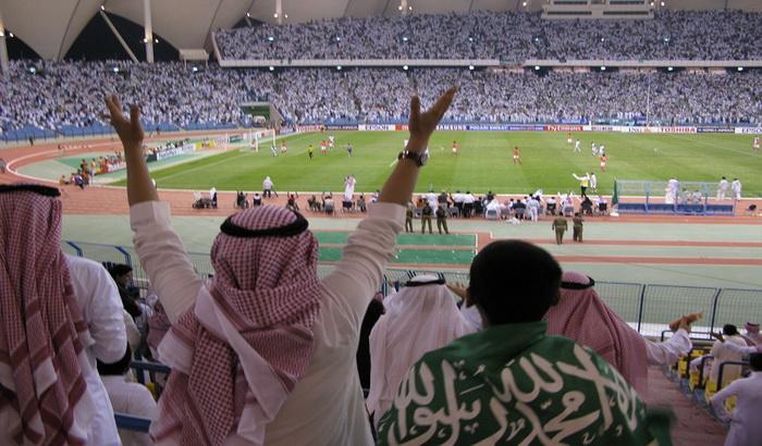 Žene u Saudijskoj Arabiji prvi put na fudbalskim stadionima