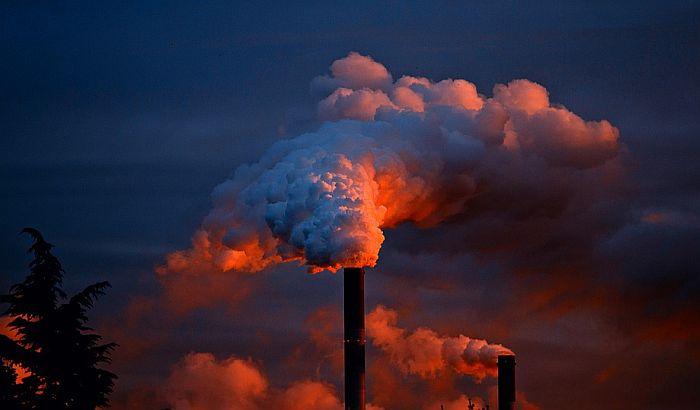Vazduh u Užicu opasan po zdravlje zbog smoga