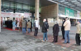 Galup: Polovina građana Srbije bi primila vakcinu, u svetu 67 odsto