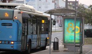 Gradski autobusi voze po letnjem redu vožnje