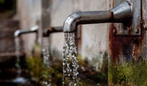 Delovi Klise bez vode zbog havarije