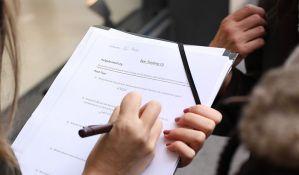 SRS prikupio 100 hiljada potpisa za ukidanje izvršitelja