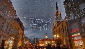FOTO: Novi Sad nabavlja još novogodišnje rasvete, spremljeno 20 miliona dinara